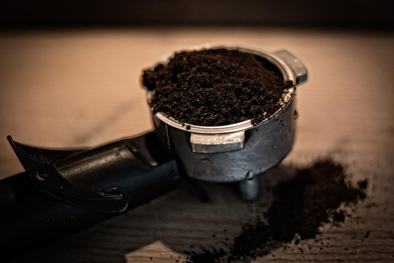 Sudschublade für Kaffeesatz