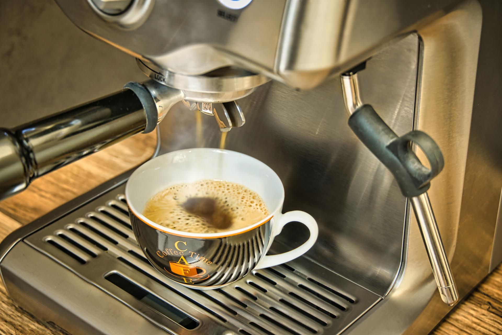 Siebträger Kaffeemaschine im Test